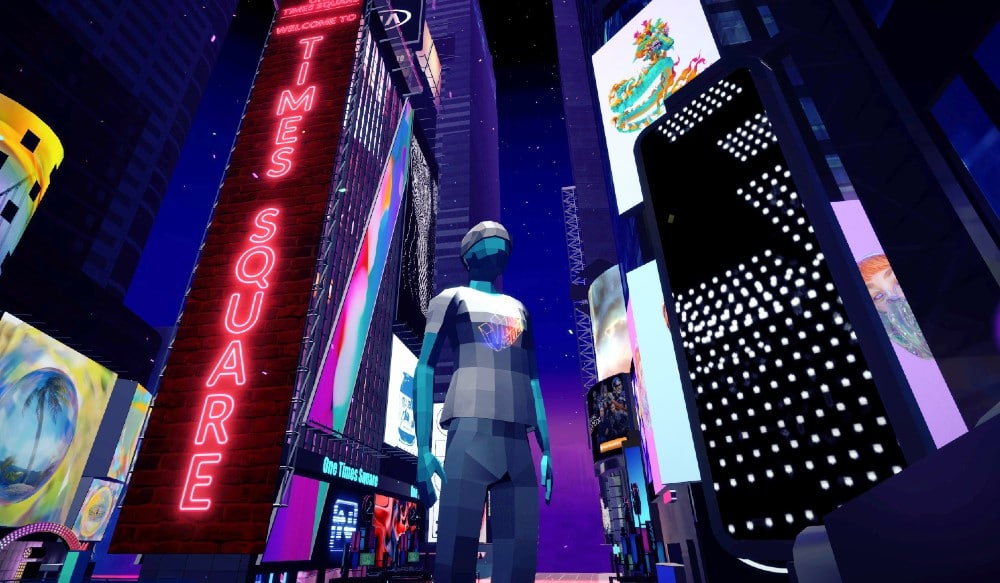 Iconic Times Square NYE Ball Drop Is Turning Into An AR Video Game This Year