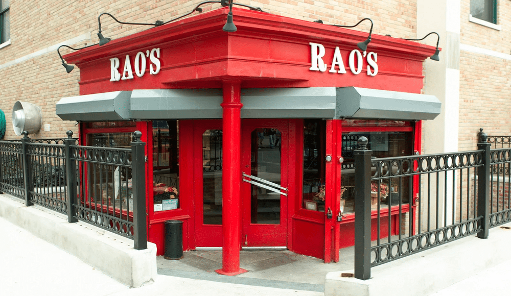 124 Years Later, NYC's Legendary Rao's Is Finally Offering Delivery
