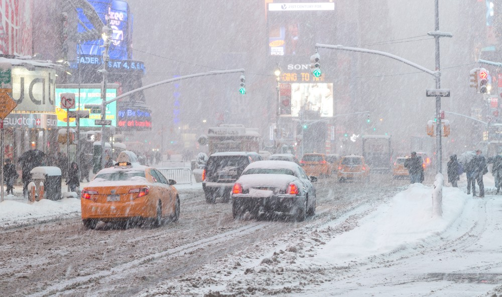 Forecasts Predict Rare 'Thundersnow' For NYC Tonight