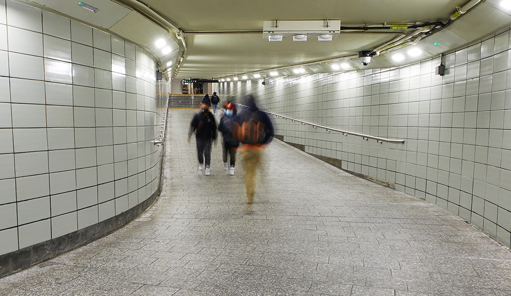 $220 Million Project Reopens Grand Central Tunnel That Was Closed For 29 Years
