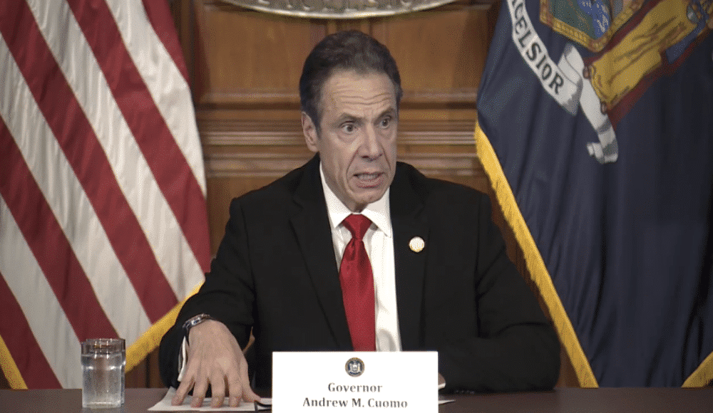 Governor Cuomo Deploys 1,000 Members Of The NY National Guard To D.C.