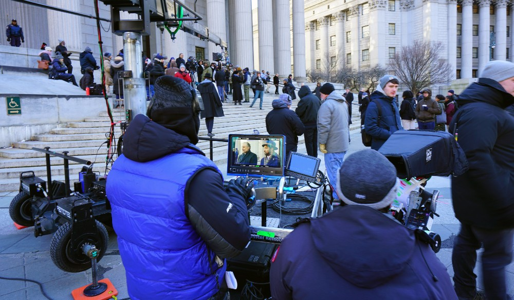 'Law & Order: SVU' Has Committed To Hiring Out-Of-Work Broadway Actors For Show Roles