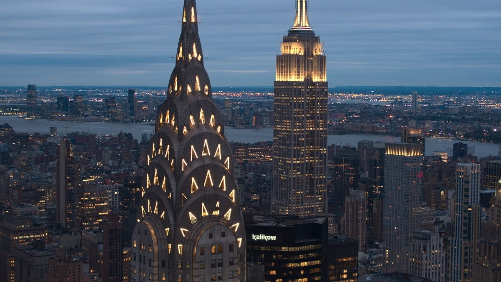25 Iconic NYC Buildings Will Light Up For COVID-19 Memorial Tonight