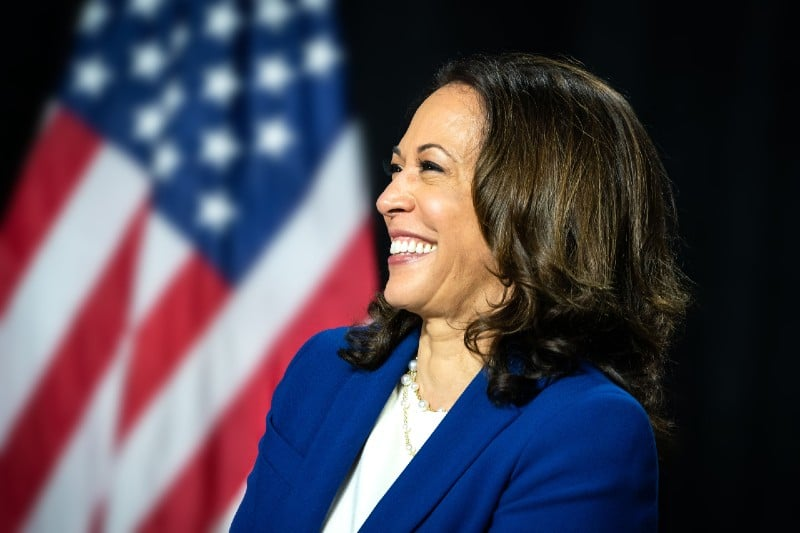 Kamala Harris Is Now Officially The First Female (And Black, And South Asian) Vice President