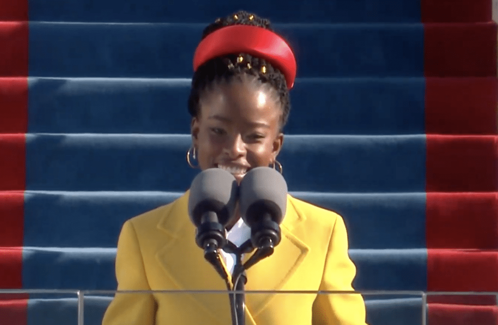 WATCH: 22-Year-Old Amanda Gorman Makes History As Youngest Inaugural Poet