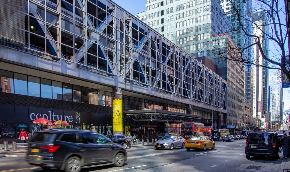 A $51 Billion Redevelopment Of Midtown West Is Planned For 2021