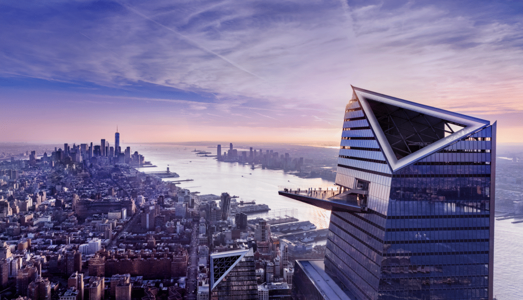 You Can Watch The Sunrise From 1,131 Feet Above NYC For Valentine's Day