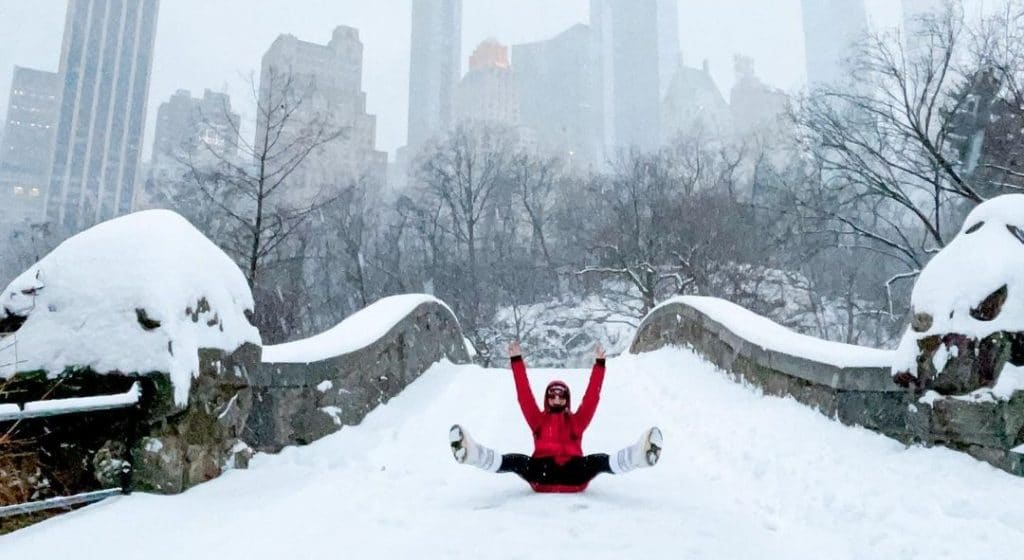10 Best Spots For Sledding In NYC