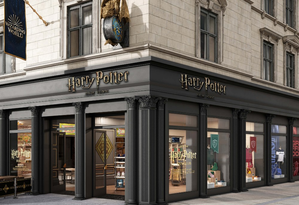The World's Largest 'Harry Potter' Store Is Officially Open In Flatiron