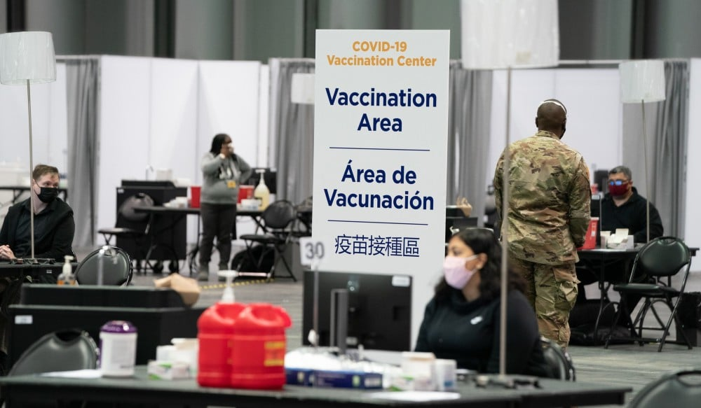 Over 1 Million COVID-19 Vaccines Have Officially Been Given Out In NYC