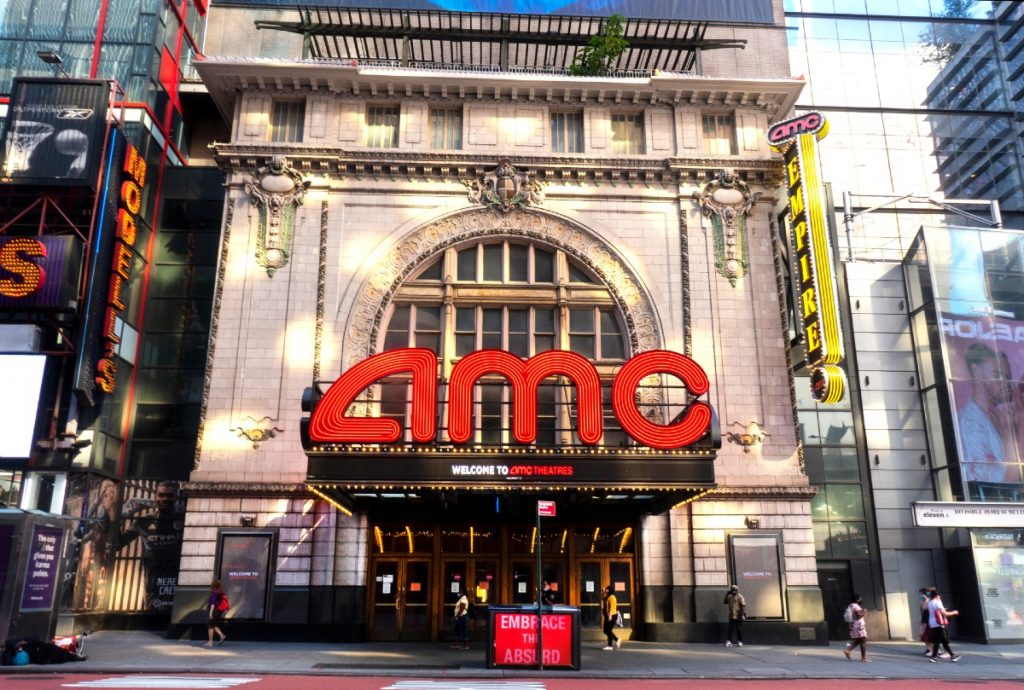 NYC Movie Theaters Can Officially Reopen On March 5