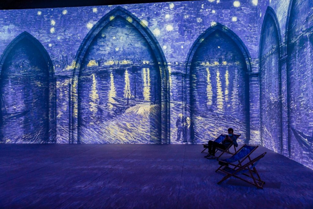 Tickets To NYC's Spectacular 360-Degree Van Gogh Exhibition Are Now On Sale