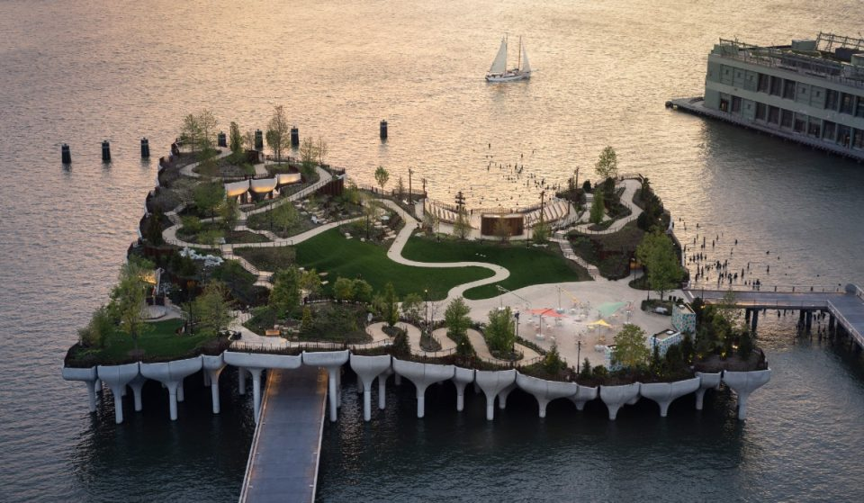 Here Are All The Free Performances On NYC's Floating Park 'Little Island' This Summer