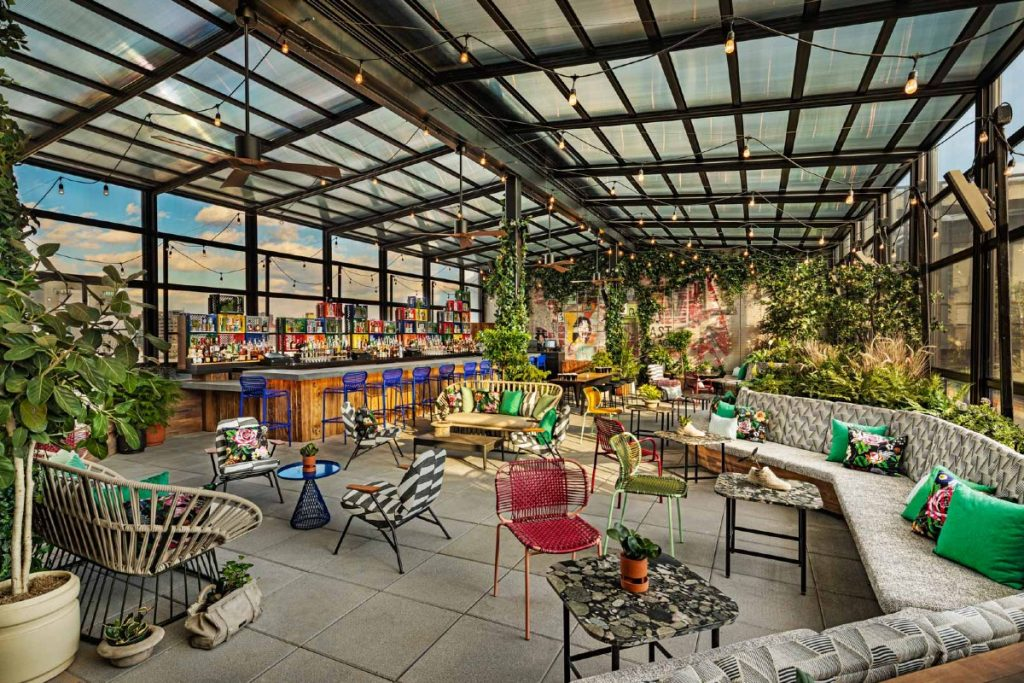 This New Backyard Garden Rooftop In The East Village Is A Perfect Summer Spot • The Ready