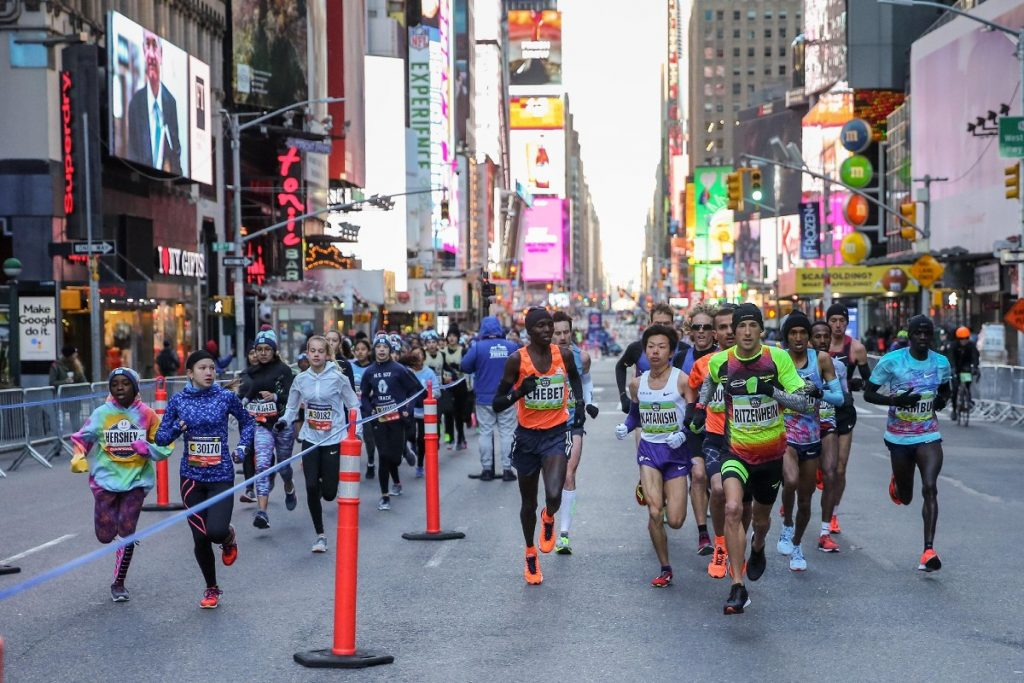 The NYC Marathon Is Officially Back On For November