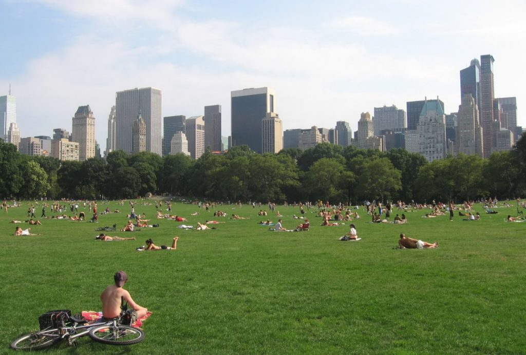 A Massive Outdoor Concert Is Coming To Central Park's Great Lawn This Summer