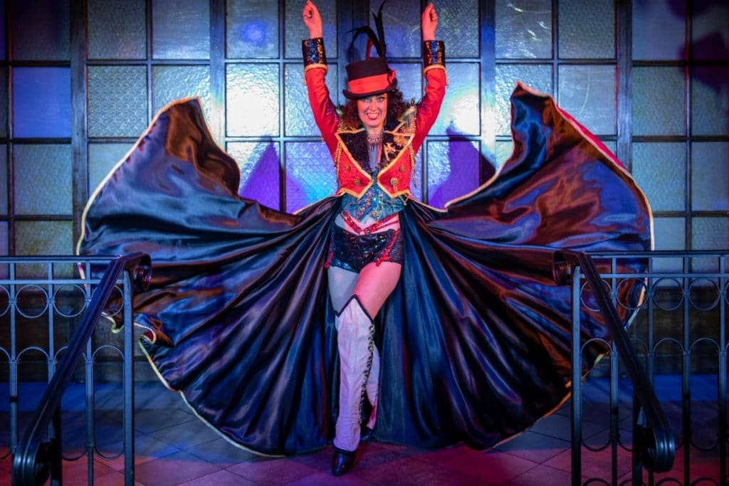 Temptation Awaits At This Extravagant Cirque-Burlesque Mixology Experience In NYC