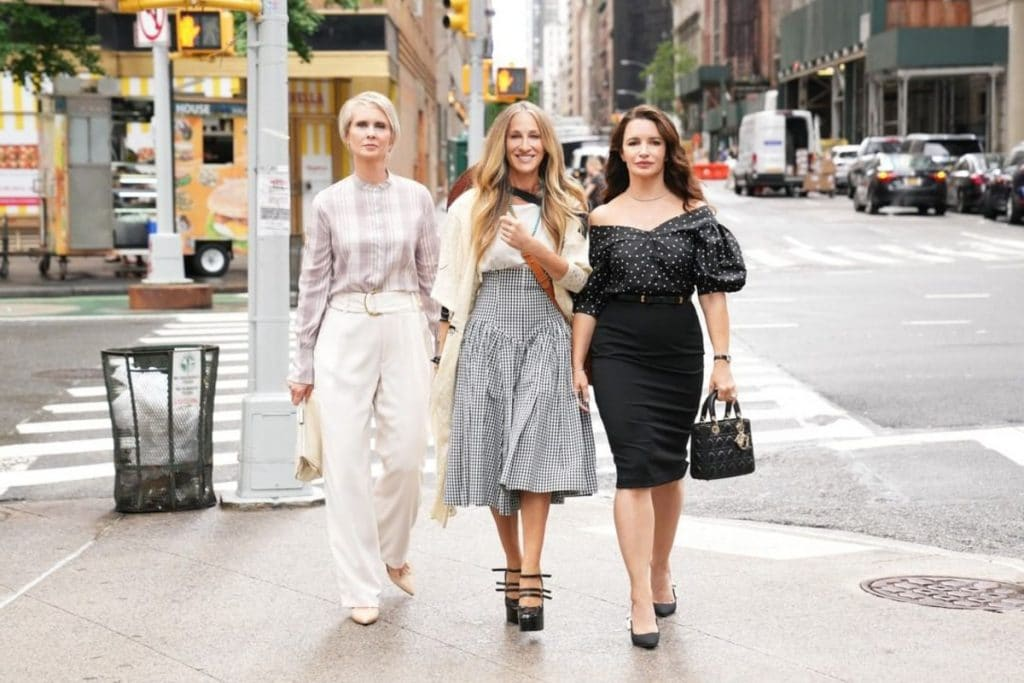 Get An Exciting First Look At The Just Released SATC Reboot Teaser Trailer