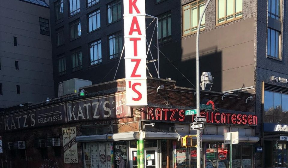 Get Hitched At NYC's Iconic Katz's Delicatessen This August