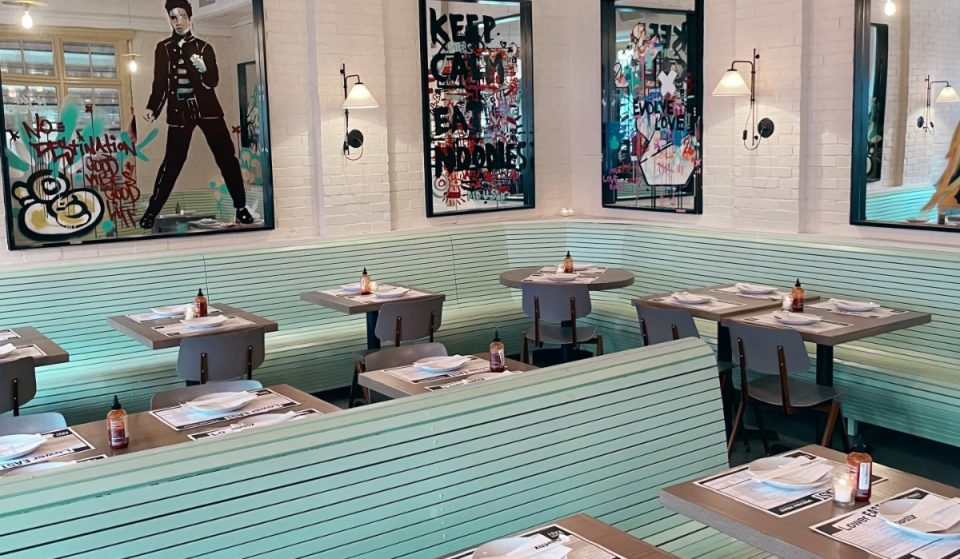 Everything On The Menu At This New Restaurant In NYC Is Under $20