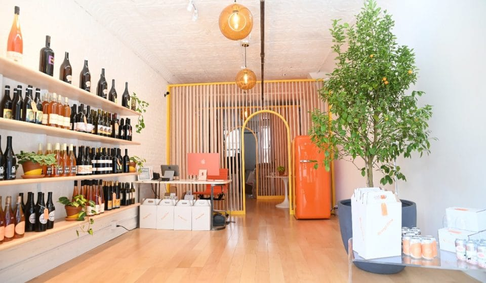 The World's First & Only Orange Wine Store Finds A Home In NYC