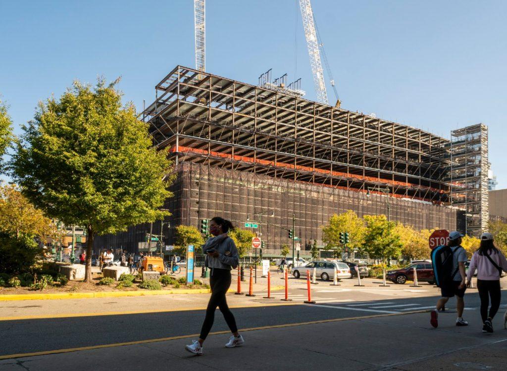 Google Is Purchasing A $2.1 Billion Office Building In Manhattan