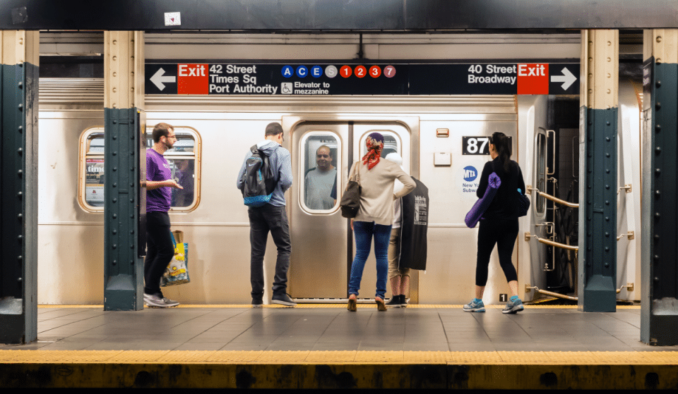 The MTA Will Disperse A Non-Toxic Test Gas In NYC Subways Through This Week