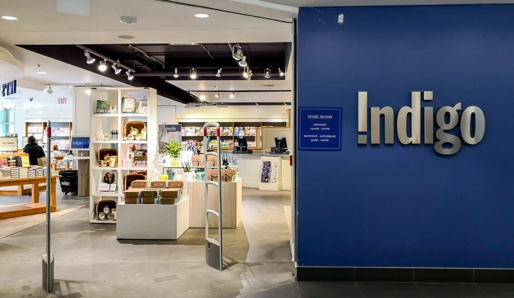 Indigo Pledges To Allocate 15% Of Shelf Space For Books Written By BIPOC Authors