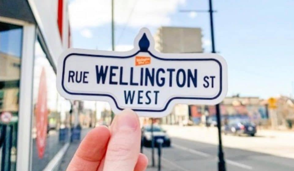 Wellington West Is Hosting A Bingo Contest To Promote Neighbourhood Takeout & Delivery