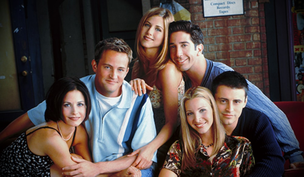 It's Official: 'Friends' Is Leaving Netflix Canada At The End Of The Year