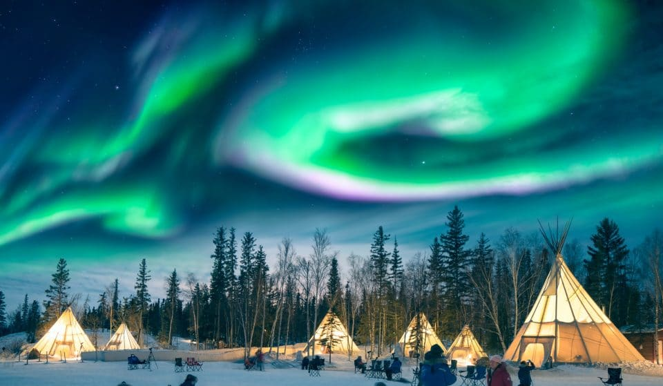 8 Truly Incredible Places To See The Northern Lights In Canada