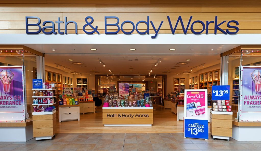 Bath & Body Works Is Finally Bringing An Online Store To Canada