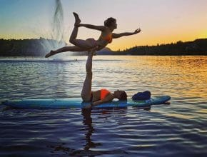 You Have To Try This Paddle Board Yoga Class In Ottawa
