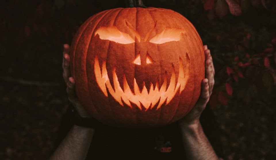 You Have To Check Out This Awesome Jack-O'-Lantern Festival Before Halloween