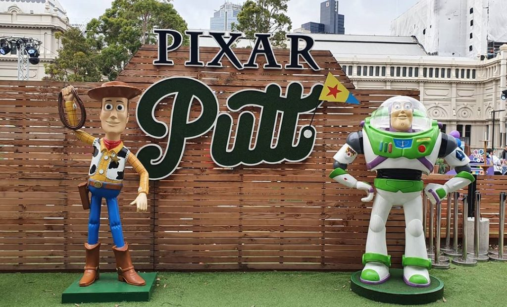 Pixar Putt Is Returning To Perth With Loads Of New Characters And Five New Holes