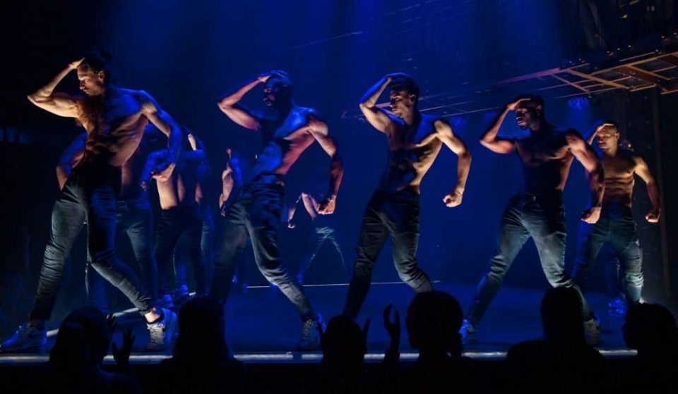 Magic Mike Live Will Be Heating Up The Stage In Perth Later This Year