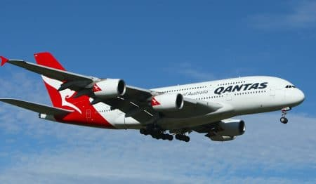 Qantas CEO Tells Aussies That If They Want To Fly Internationally, They're Gonna Have To Be Vaccinated