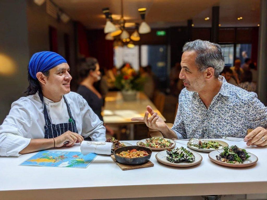 Vegetarian Cooking Master, Yotam Ottolenghi Will Tour Australia Again Next Year