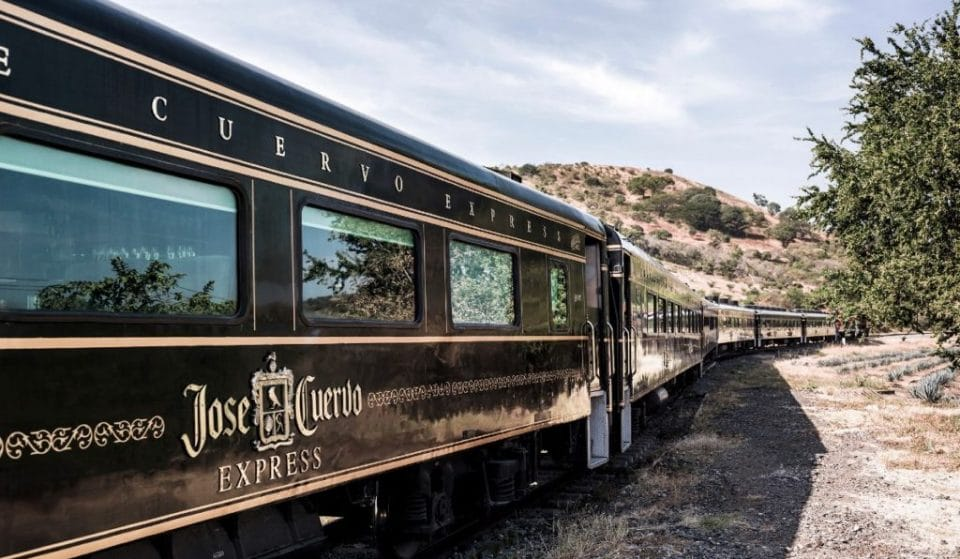 Travel On A Tequila Train Through The Mexican Countryside