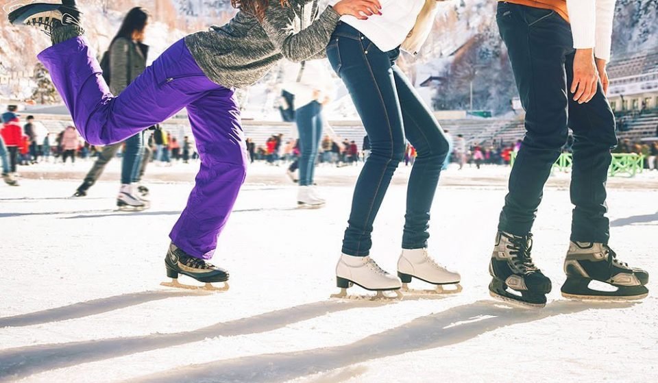 You Can Watch Snow Fall, Dine In An Igloo And Ice Skate At The Winter Village In Perth