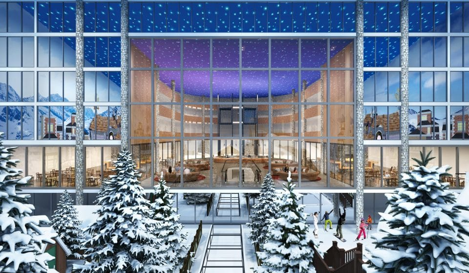Australia Is Getting A First-Of-Its-Kind $300 Million Indoor Snow Resort