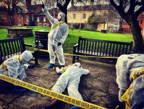 Scour The City, Interrogate Witnesses And Collect Clues To Unravel This Murder Mystery