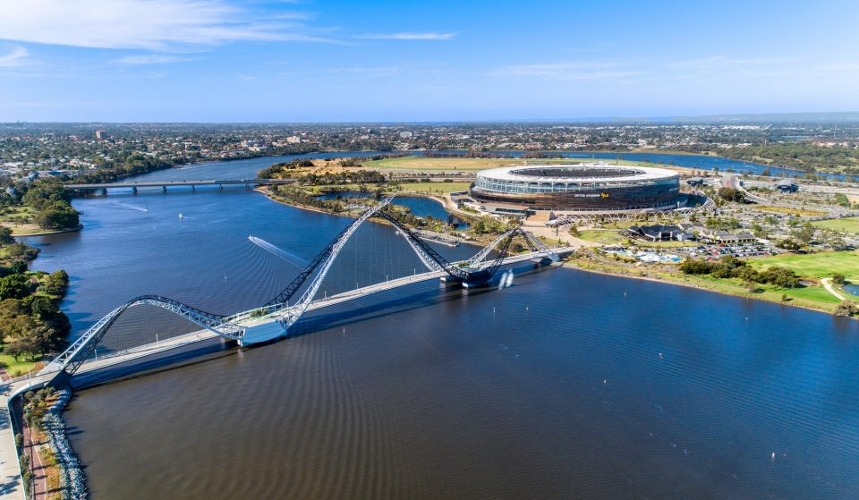 10 Stunning Images Of Optus Stadium, The Home Of The 2021 AFL Grand Final