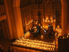 These Gorgeous Classical Concerts By Candlelight Are Coming To Philadelphia This Fall