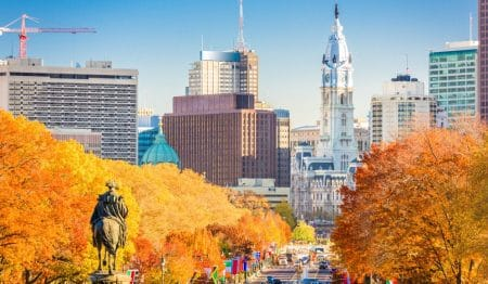 10 Of The Best Spots To Admire The Changing Leaves Around Philadelphia
