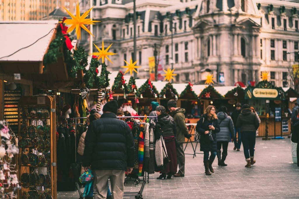 Center City's Christmas Village Is Closing Today!