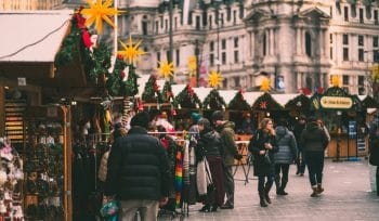 Christmas Village Is Coming Back To Town Next Month