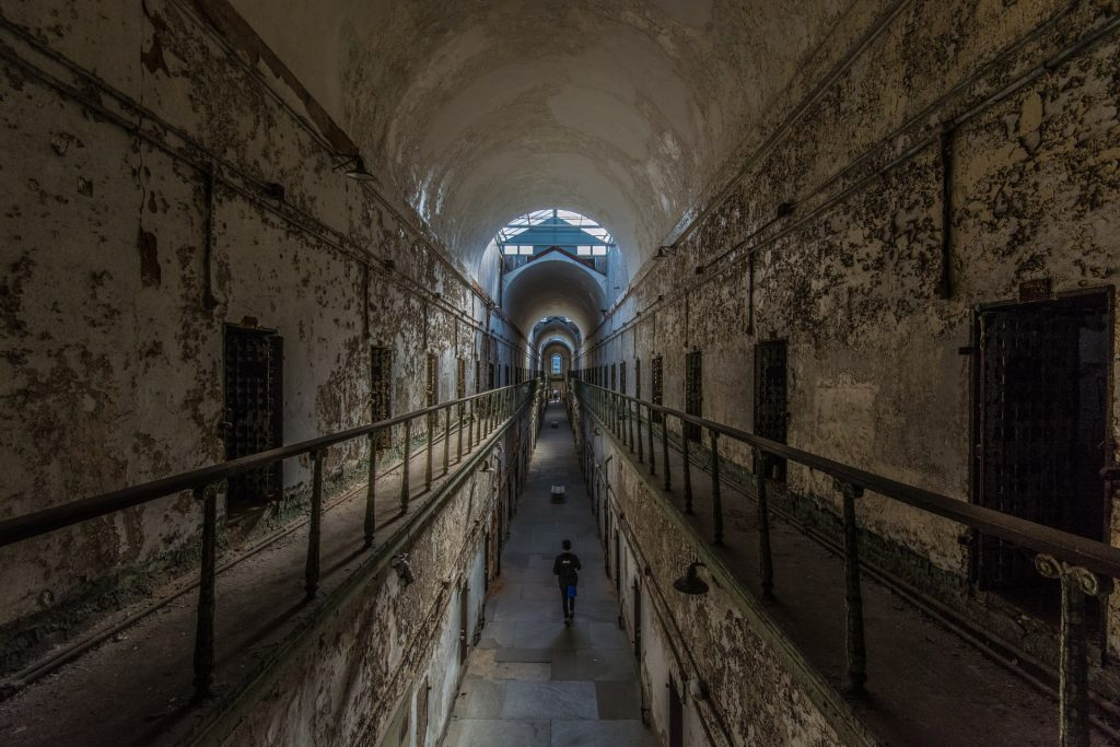 9 Of The Most Haunted Places In Philadelphia