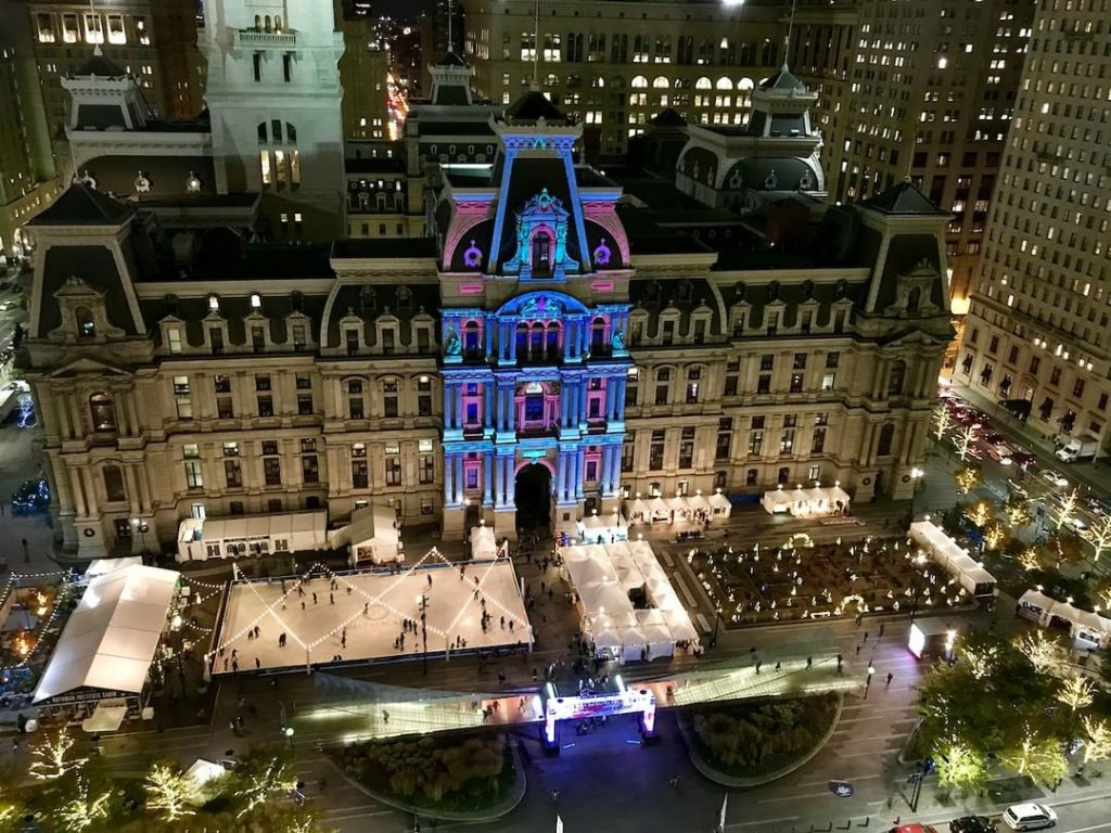 Dilworth Park's Winter Attractions Are Closing Tomorrow