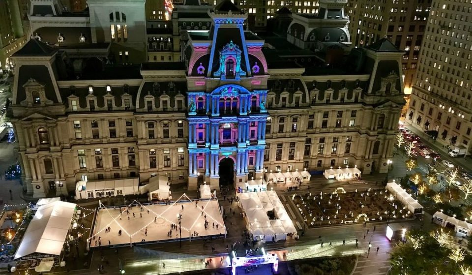 Dilworth Park's Winter Attractions Are Now Open!
